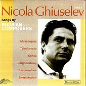Songs By Russsian Composers by Nicola Ghiuselev