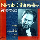 Arias from Various Operas – Mefistofele by Varna Philharmonic Orchestra