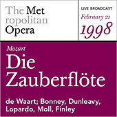 Mozart: Die Zauberflöte (February 21, 1998) by Various Artists