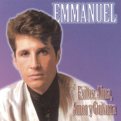 Exitos, Alma, Amor Y Guitarra by Emmanuel