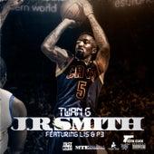 J.R. Smith by Twang