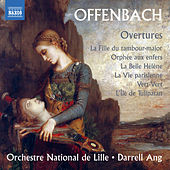 Offenbach: Overtures by Orchestre National De Lille