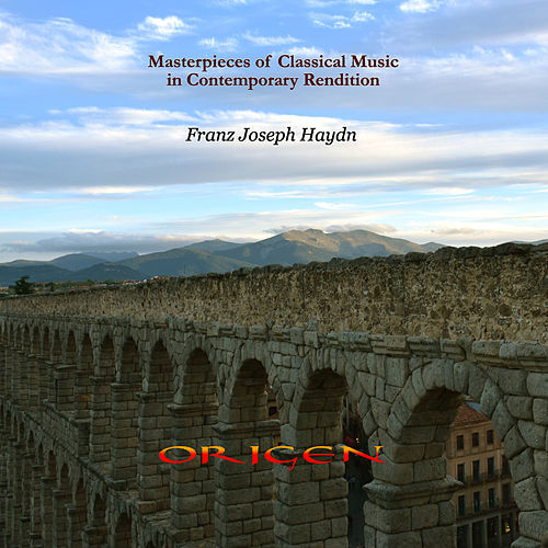The Masterpieces of Classical music in Contemporary Rendition.  Franz Joseph Haydn by Origen