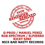Reminder Remixed by Axon