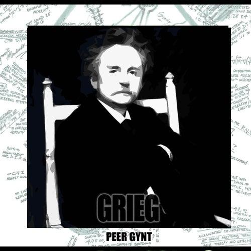 Peer Gynt Suite N1 Y N2 by Johan Frank
