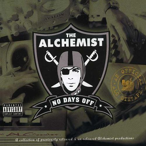 Play & Download No Days Off by The Alchemist | Napster