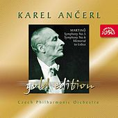 Play & Download Ancerl Gold Edition 34 - Martinu: Symphony No. 5 & 6, Memorial to Lidice by Czech Philharmonic Orchestra | Napster