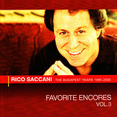 Favorite Encores, Vol. 3 by Budapest Philharmonic Orchestra