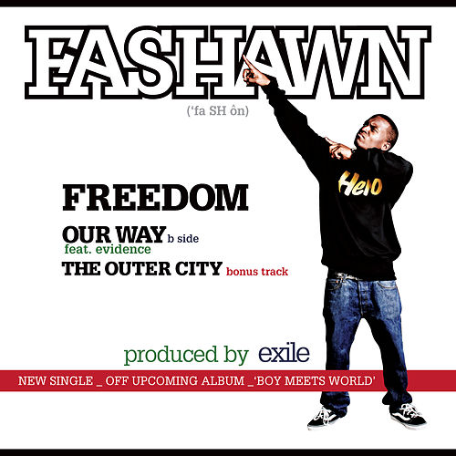 Play & Download Freedom / Our Way by Fashawn | Napster