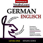 Vocabulearn ® German - English Level 1 by Inc. Penton Overseas