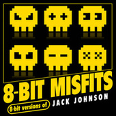 8-Bit Versions of Jack Johnson by 8-Bit Misfits
