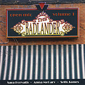 Play & Download Badlander Open Mic Volume 1 by Various Artists | Napster