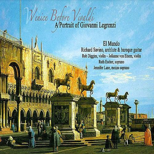 Play & Download Legrenzi - Venice Before Vivaldi by Richard Savino | Napster