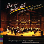 Play & Download Live From Jordan Hall by New England Conservatory Wind Ensemble | Napster