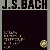 Bach: Sonata No. 2 in A Major, Sonata in G Major by Sviatoslav Richter