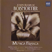 Boismortier - Sonatas for Two Bassoons and Continuo by Musica Franca
