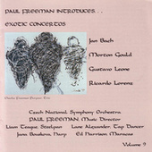 Paul Freeman Introduces Exotic Concertos by Czech National Symphony Orchestra