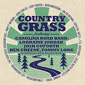 Country Grass by Lorraine Jordan