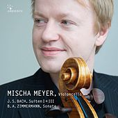 Bach & Zimmermann: Cello Works by Mischa Meyer