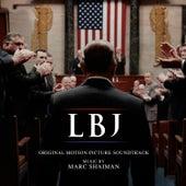 LBJ (Original Motion Picture Soundtrack) by Marc Shaiman