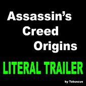 Assassin's Creed Origins (Literal Trailer) by Tobuscus