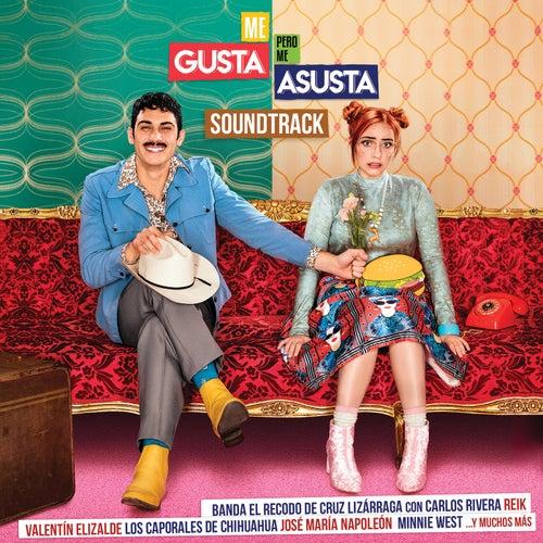 Me Gusta Pero Me Asusta (Banda Sonora Original De Películas) by Various Artists