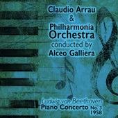 Ludwig van Beethoven - Piano Concerto No. 3 (1958) by Claudio Arrau