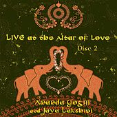 Live at the Altar of Love-Disc 2 by Ananda Yogiji