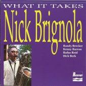 What It Takes by Nick Brignola