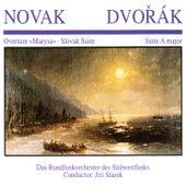 Novák: Overture Marysa & Slovak Suite - Dvorák: Suite, Op. 98a by WDR Sinfonieorchester Köln