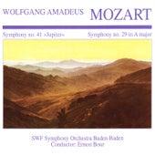 Mozart: Symphony Nos. 41 & 29 by SWR Sinfonieorchester Baden-Baden und Freiburg