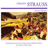 Strauss: Famous Melodies by SWR Sinfonieorchester des Südwestrundfunks