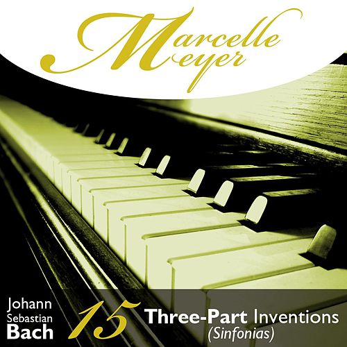 J.S.Bach Three-Part Inventions (Sinfonias) by Marcelle Meyer