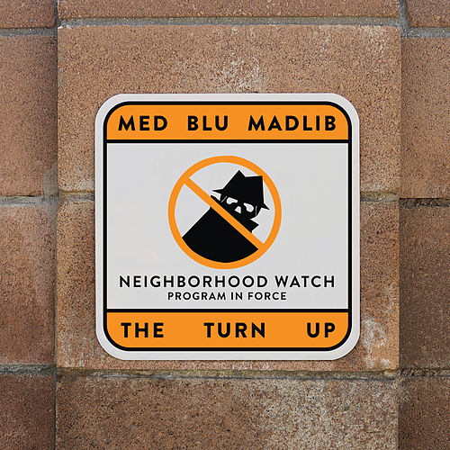 The Turn Up von Madlib