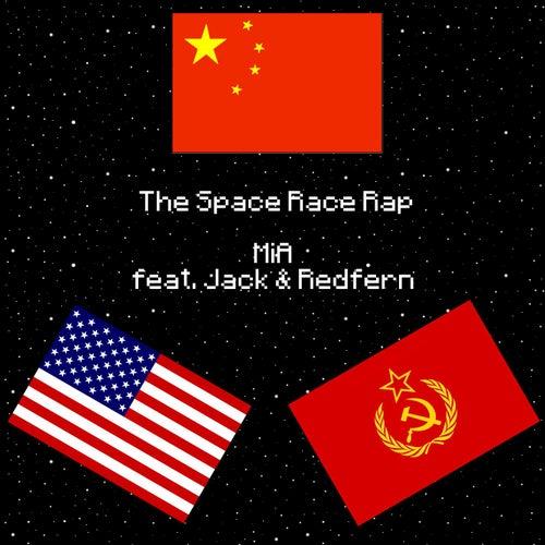 Space Race Rap - Single by MIA