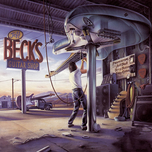 Guitar Shop by Jeff Beck