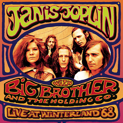 Live At Winterland '68 by Janis Joplin