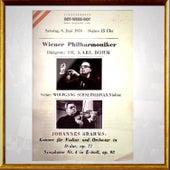 Vienna Philharmonic Orchestra - Wiener Philharmoniker: Brahms Violinkonzert D op. 77 by Karl Böhm
