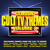 Classic Cult TV Themes Vol. 2 by 101 Strings Orchestra