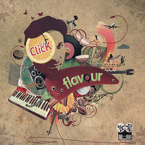 DJ ClicK - Flavour by Various Artists