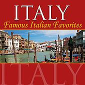 Italy - Famous Italian Favorites by Various Artists
