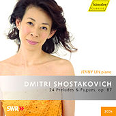 Play & Download Shostakovich: 24 Preludes & Fugues, Op. 87 by Jenny Lin | Napster