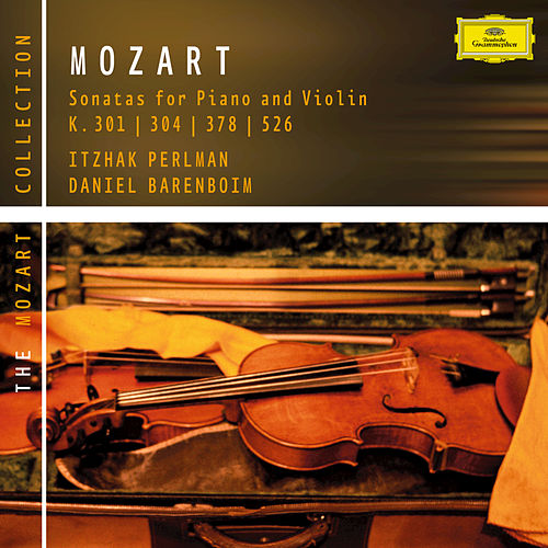 Play & Download Mozart: Violin Sonatas K. 301, 304, 378 & 526 by Itzhak Perlman | Napster