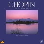 Chopin: The Nocturnes by Barbara Nissman