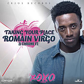 Taking Your Place by ZJ Chrome