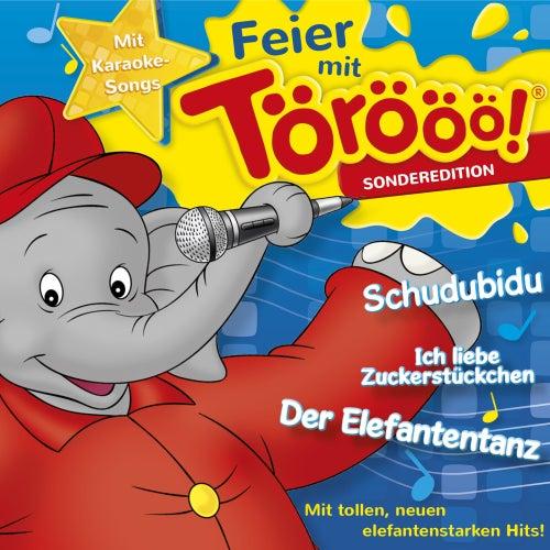 Feier mit Törööö (Sonderedition) von Benjamin Blümchen