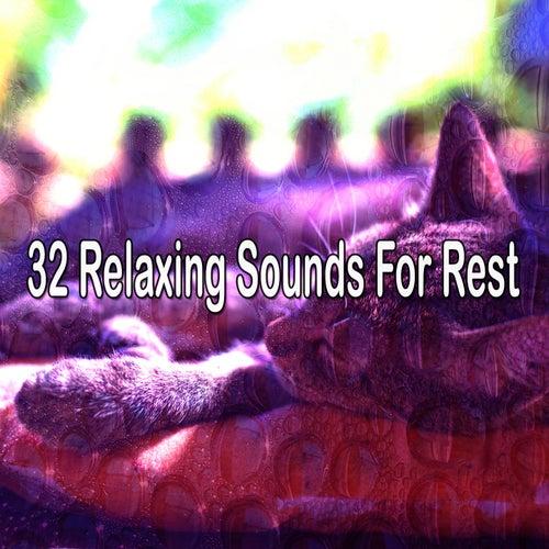 32 Relaxing Sounds For Rest de Rockabye Lullaby