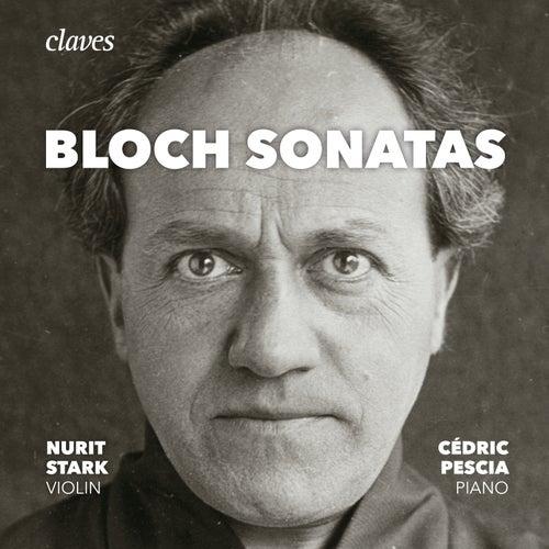 Bloch: The Sonatas for Violin & Piano, Piano Sonata by Cédric Pescia