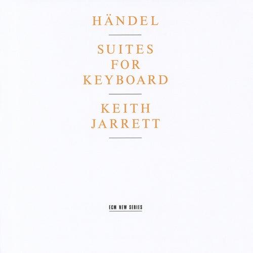 Handel: Suites For Keyboard by Keith Jarrett