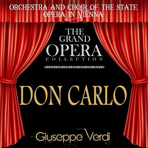 Don Carlo (feat. Sena Jurinac,Eugenio Fernandi,Ettore Bastianini) by Cesare Siepi